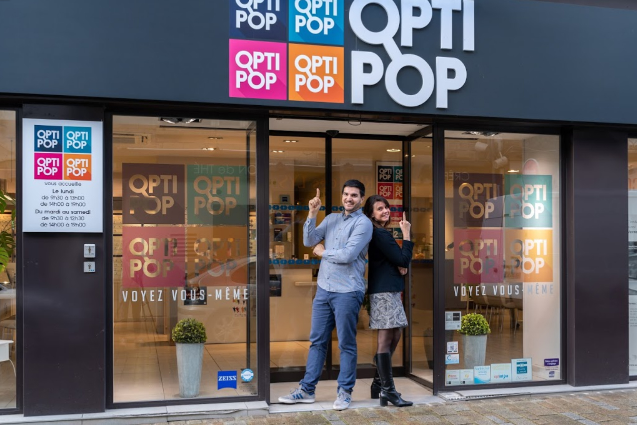 Optipop Auray